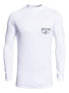 Kona Way - Long Sleeve UPF 50 Rash Vest for Men  EQYWR03194