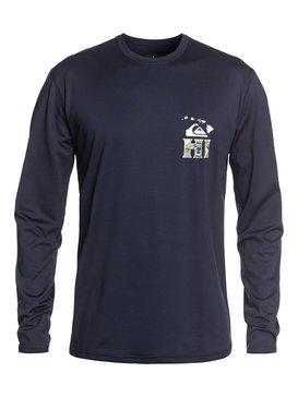 Hawaii Serious - Long Sleeve UPF 50 Surf T-Shirt  EQYWR03200