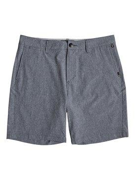 "Union Heather 19"" - Amphibian Board Shorts for Men  EQYWS03605"