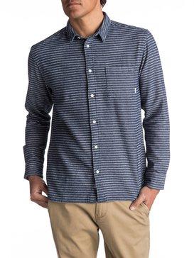 Crossed Tide Flannel - Long Sleeve Shirt for Men  EQYWT03529