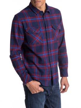 Fitz Forktail Flannel - Long Sleeve Shirt for Men  EQYWT03544