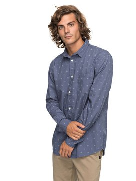 Kamanoa - Long Sleeve Shirt for Men  EQYWT03635