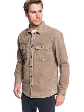 Sara Toga - Long Sleeve Corduroy Shirt  EQYWT03867