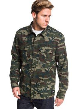 Kata Tjuta - Long Sleeve Overshirt  EQYWT03878