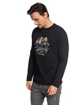 Bamboo Breakfast - Long Sleeve T-Shirt for Men  EQYZT04976