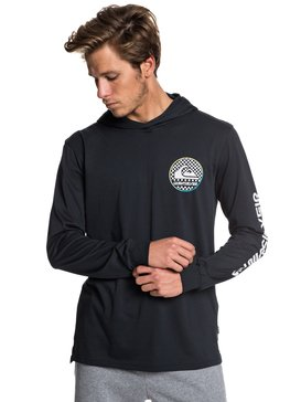 Check This - Long Sleeve Hooded Top for Men  EQYZT05235