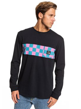 Black Ball - Long Sleeve T-Shirt for Men  EQYZT05348