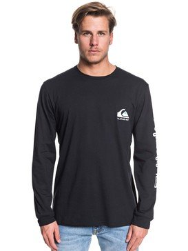 Omni Logo Classic - Long Sleeve T-Shirt  EQYZT05502