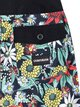 "2 Boy's 8-16 Highline Bush Bandit 18"" Boardshorts Black EQBBS03383 Quiksilver"