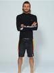 0 1.5 Highline Ltd M.W. - Long Sleeve Neoprene Surf Top for Men Grey EQYW803034 Quiksilver