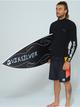 1 1.5 Highline Ltd M.W. - Long Sleeve Neoprene Surf Top for Men Grey EQYW803034 Quiksilver