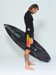 3 1.5 Highline Ltd M.W. - Long Sleeve Neoprene Surf Top for Men Grey EQYW803034 Quiksilver