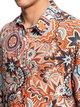 1 Dreamer Short Sleeve Shirt Orange EQYWT03823 Quiksilver