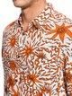 2 Ningaloo Reef Short Sleeve Shirt Orange EQYWT03859 Quiksilver