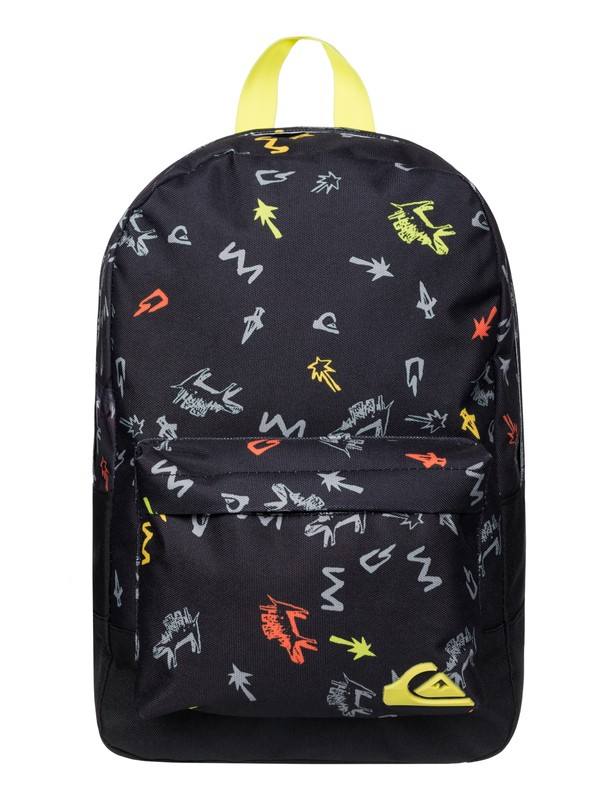 0 Boys Mini Night Track Backpack  1153042002 Quiksilver