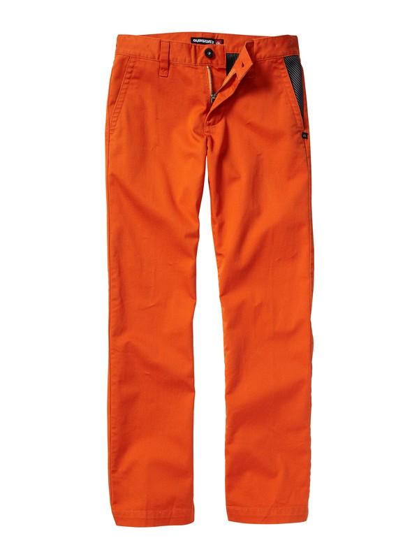 0 Boys 8-16 Box Wire Pants  205628 Quiksilver