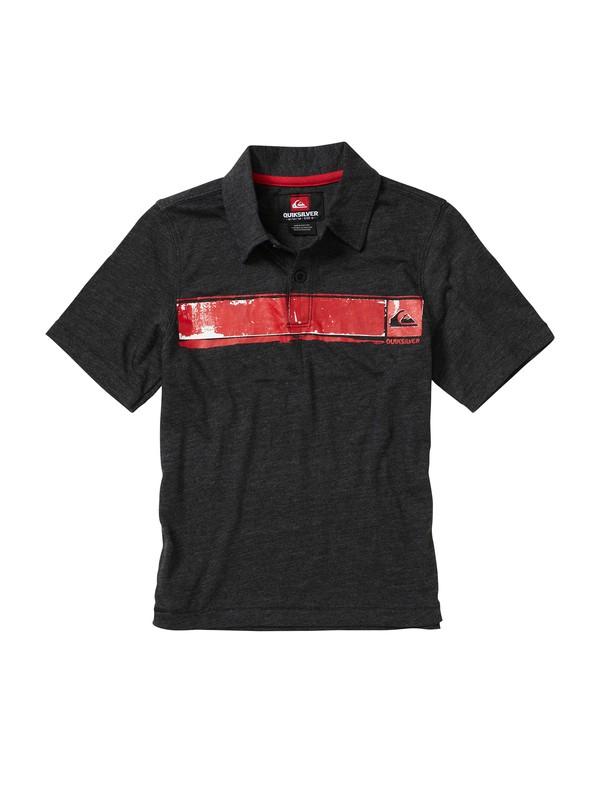 0 Boys 8-16 Boston Says Polo Shirt  208591 Quiksilver