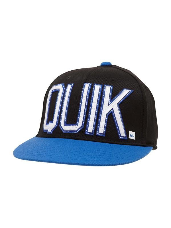 0 Boys 8-16 Double Stack Hat  249C05 Quiksilver
