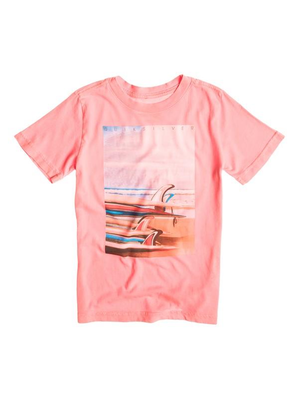 0 SURF STACK TEE  40444068 Quiksilver