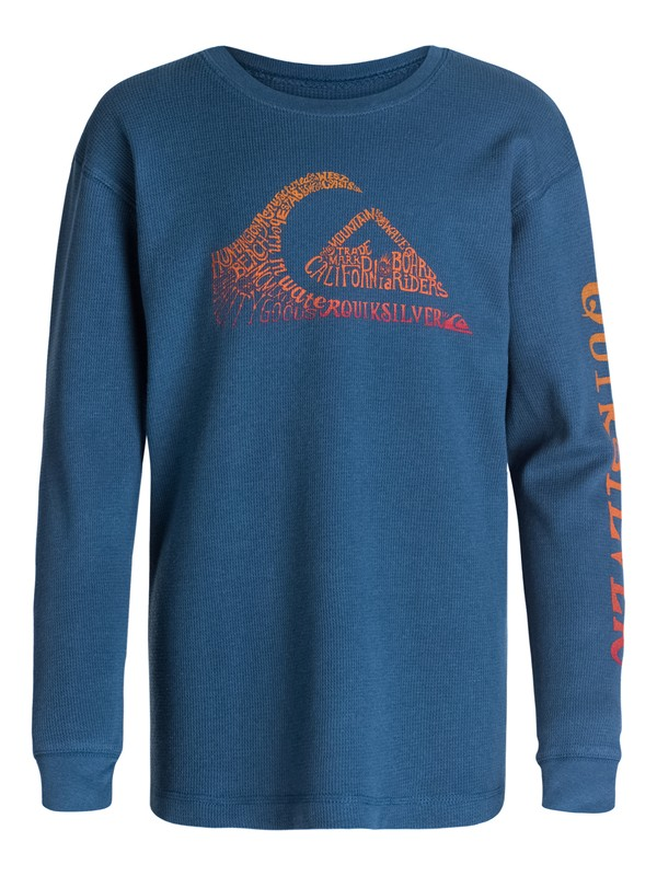 0 Toddlers Quik Wave Thermal  40444131 Quiksilver