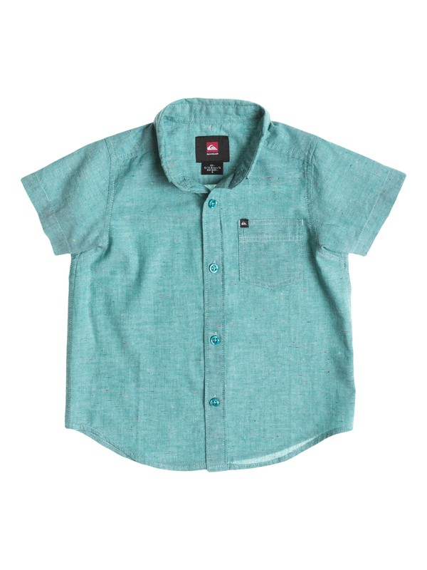 0 Boys 4-7 Mountain And Wave Shirt  40454032 Quiksilver
