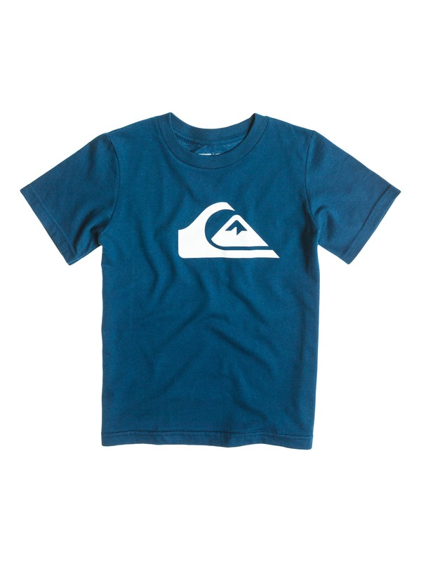 0 Boys 4-7 Mountain Wave T-Shirt  40454044 Quiksilver