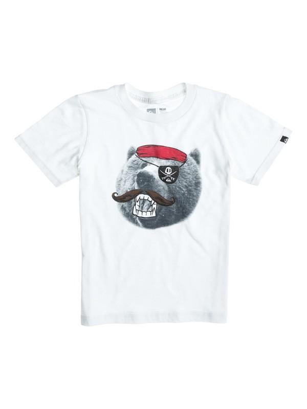 0 Boys 4-7 I Matey T-Shirt  40454047 Quiksilver