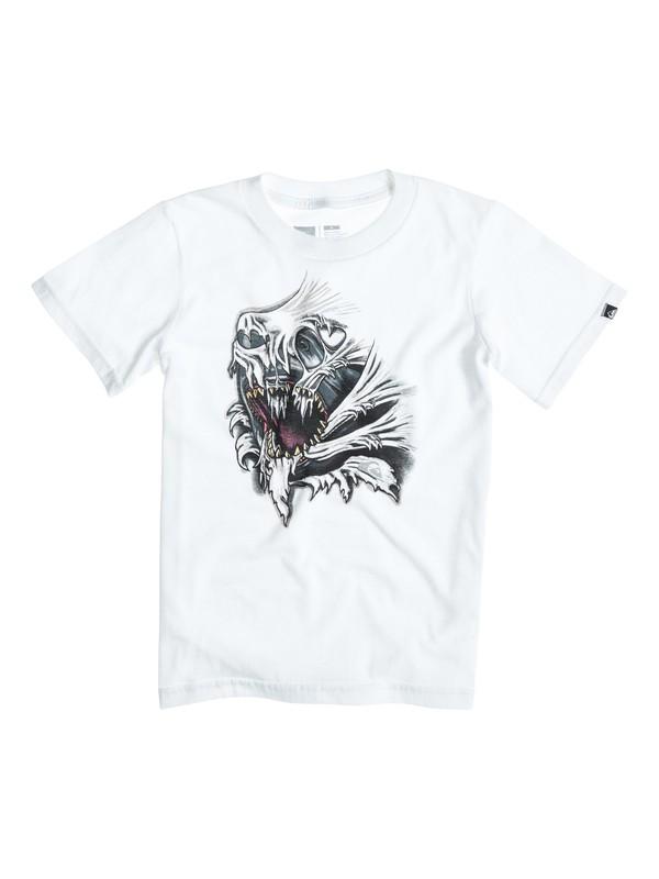 0 Boys 4-7 Shredder T-Shirt  40454070 Quiksilver
