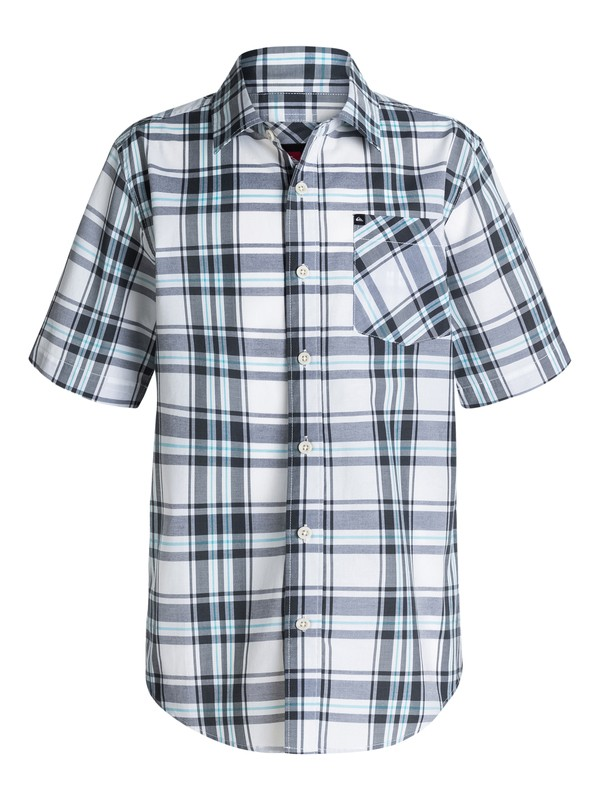 0 Boys 4-7 Foot Pat Shirt  40454089 Quiksilver