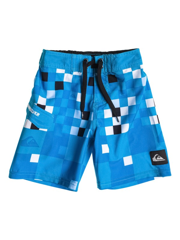 0 CHECK BLOCK  40455007 Quiksilver