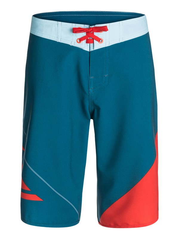 0 Boys 4-7 New Wave Boardshorts  40455032 Quiksilver