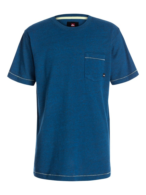 0 Boys 8-16 Score Core Heather T-Shirt  40464020 Quiksilver