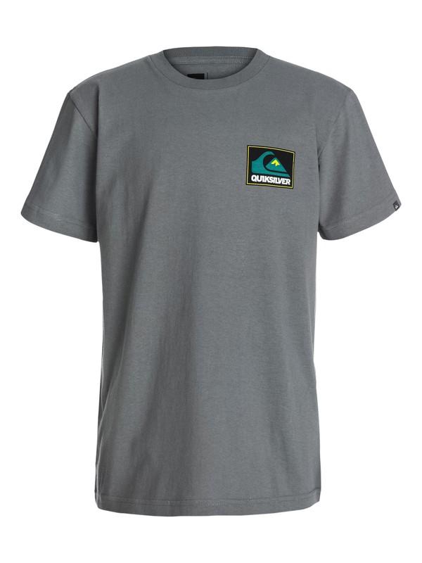 0 Boys 8-16 Grinder T-Shirt  40464050 Quiksilver