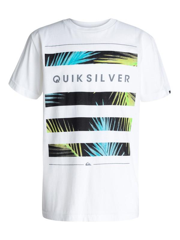 0 SHELTER TEE  40464113 Quiksilver