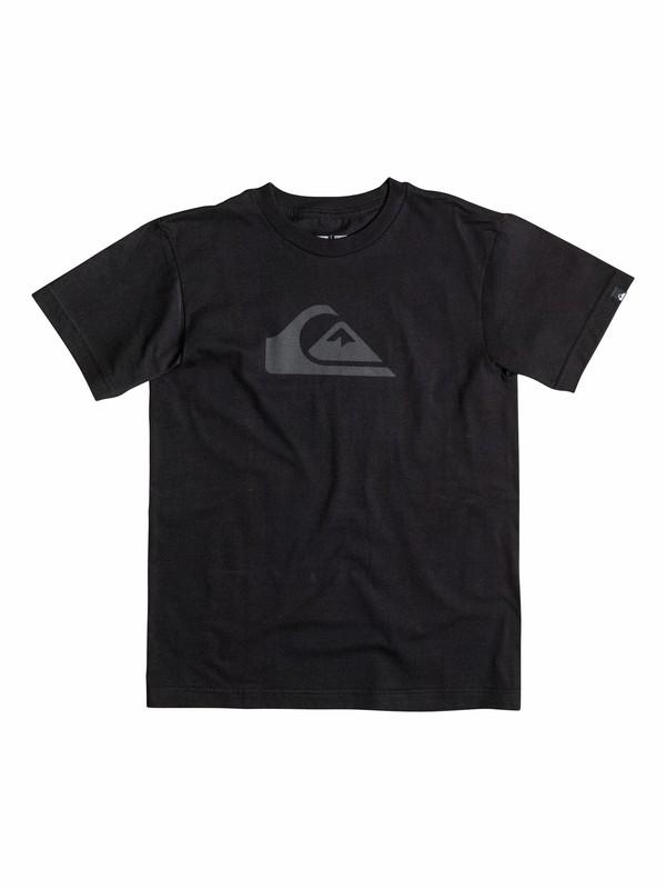 0 Boys 2-4 Everyday Logo Core T-Shirt  40544019 Quiksilver