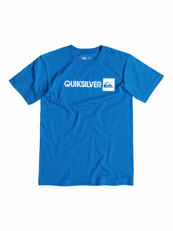 0 Boys 2-4 Everyday Gothic T-Shirt  40544020 Quiksilver