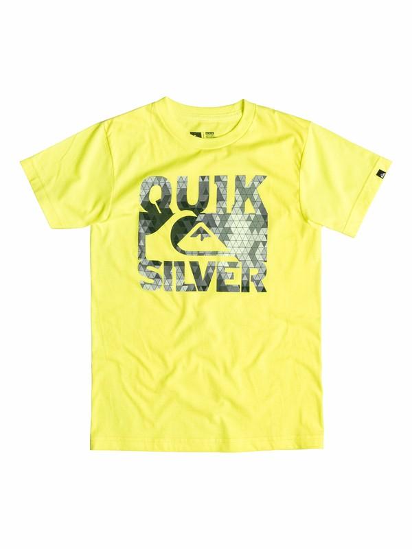 0 Boys 2-4 Frackish T-Shirt  40544142 Quiksilver