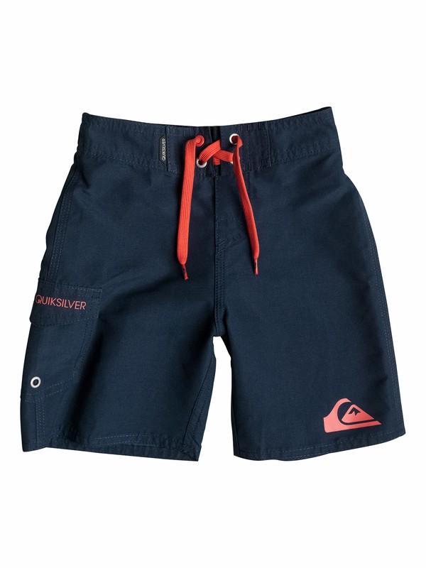 0 Boys 2-4 Everyday Boardshorts  40545009 Quiksilver