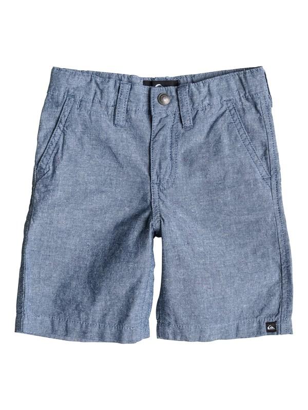 0 Boys 2-4 Nepptune Shorts  40545022 Quiksilver