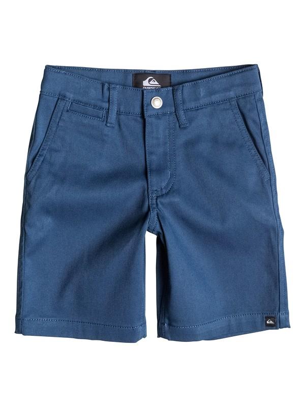 0 Boys 2-4 Union Chino Shorts  40545028 Quiksilver
