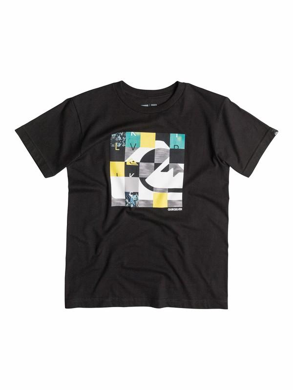 0 Boys 8-16 Chipped T-Shirt  40564022 Quiksilver