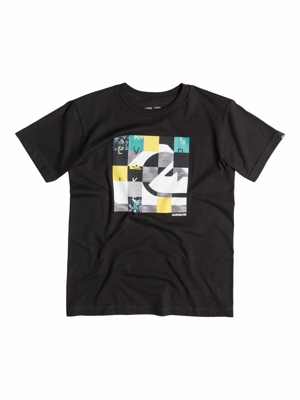 0 Baby Chipped T-Shirt  40574022 Quiksilver