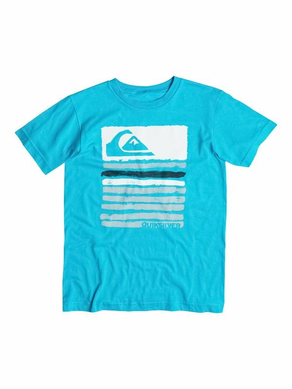 0 Baby Painter T-Shirt  40574027 Quiksilver