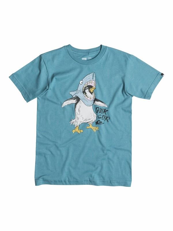 0 Baby Im-A-Shark T-Shirt  40574059 Quiksilver
