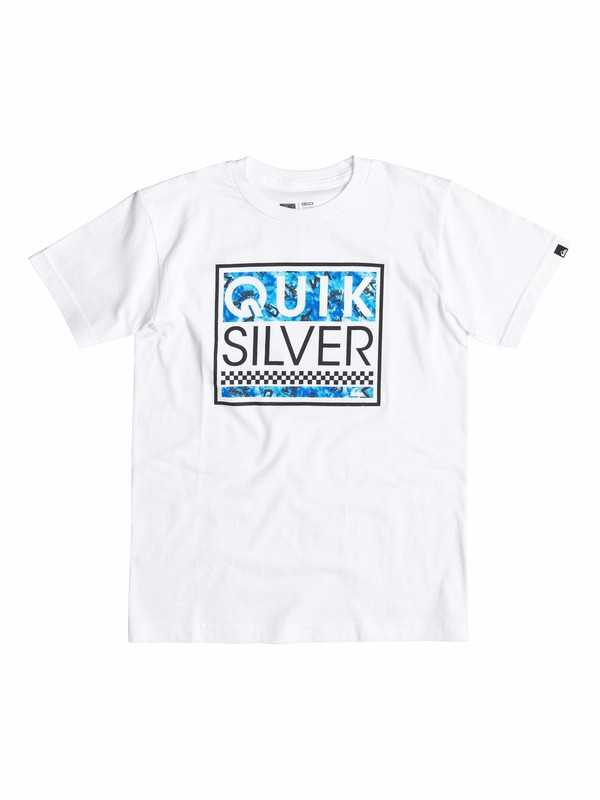 0 Baby Blockhead Ghetto T-Shirt  40574200 Quiksilver