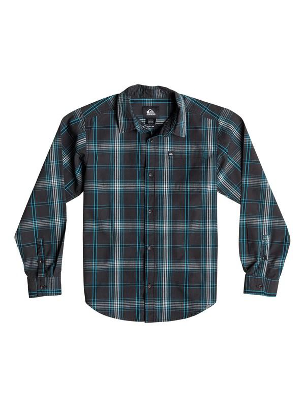 0 Boys 2-4 Zapped Stripe Long Sleeve Shirt  40644033 Quiksilver
