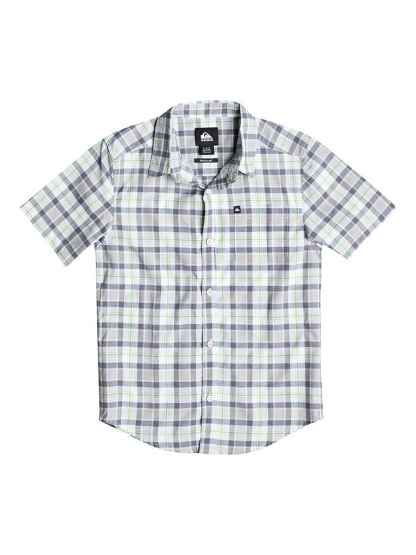 0 Boys 2-4 Patman Short Sleeve Shirt  40644138 Quiksilver