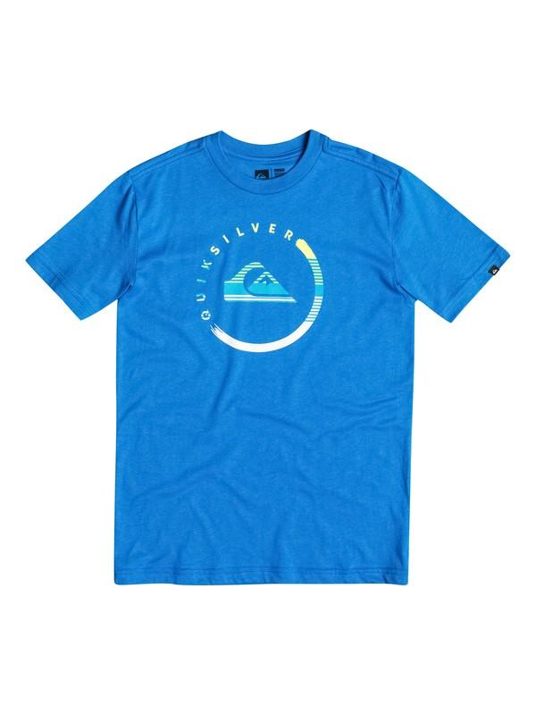 0 Boys 2-4 Active Plus T-Shirt  40644164 Quiksilver