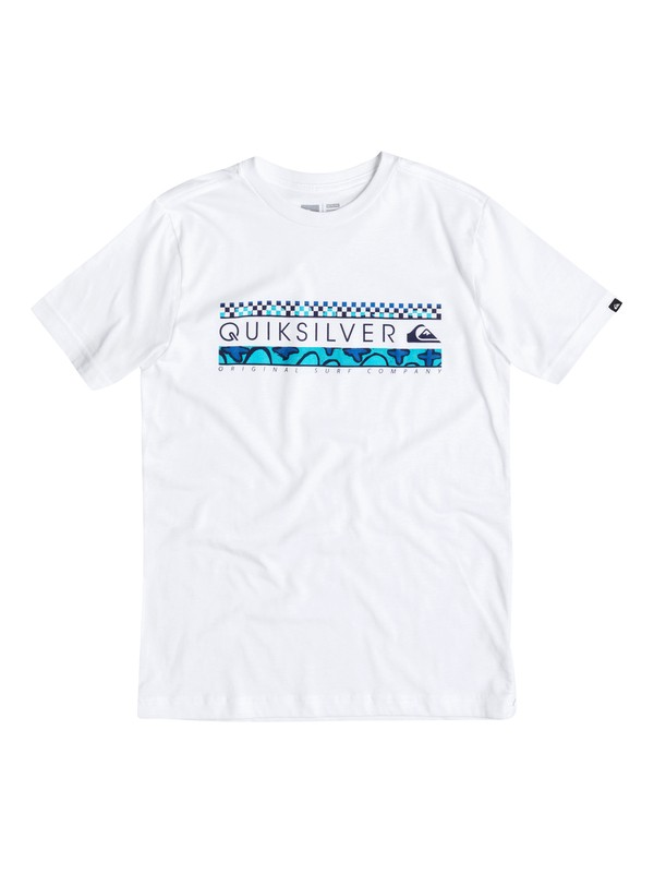 0 Boys 2-4 Flashpoint T-Shirt  40644165 Quiksilver