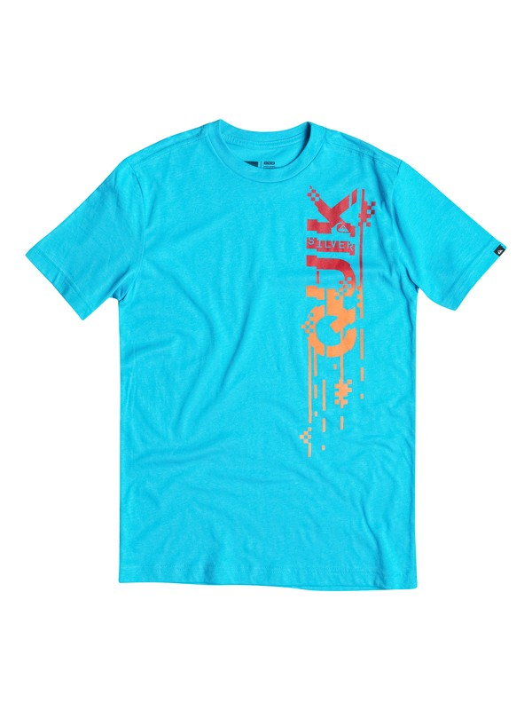 0 Boys 2-4 Digidown T-Shirt  40644168 Quiksilver